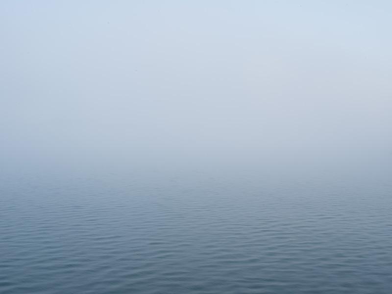 Misty Sea 34°37