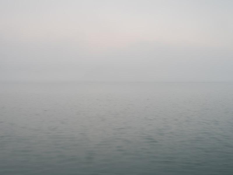 Misty Sea34°37