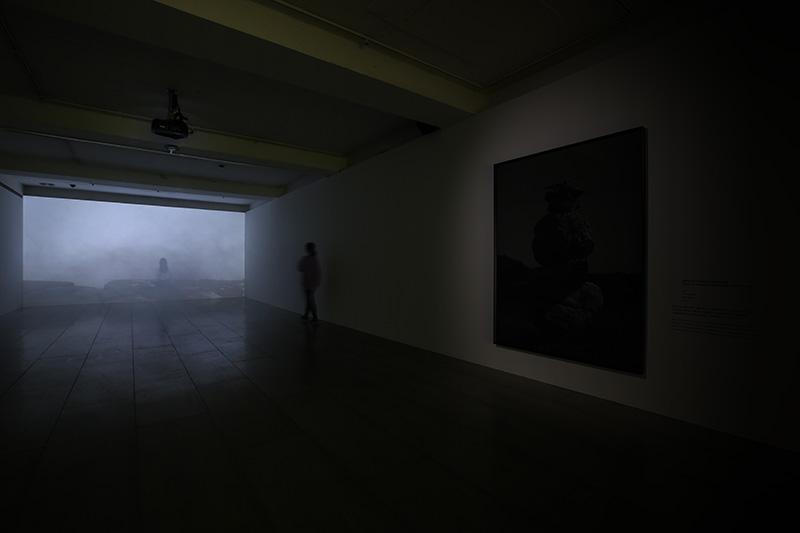 <em>In My Sky at Twilight</em> at Sungkok Art Museum(Seoul, 2015)
