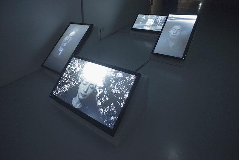 installation view #3 <em>The Scenes of Mind</em>